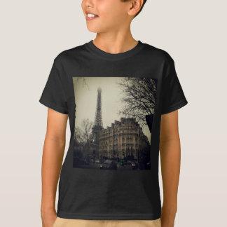 Eiffel Tower Paris City Building Architecture T-Shirt