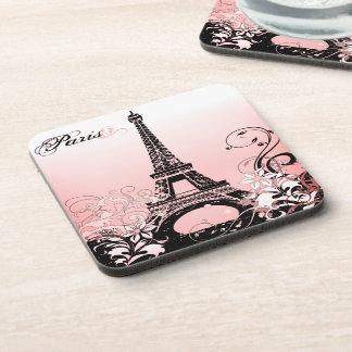 Eiffel Tower Paris Coasters (set of 6)