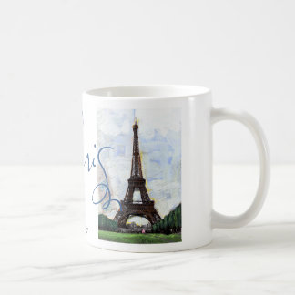 Eiffel Tower, Paris! Coffee Mug