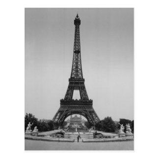 Eiffel Tower Paris Exposition Universal Post Cards