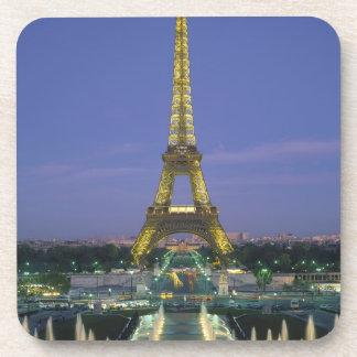 Eiffel Tower, Paris, France 2 Drink Coaster