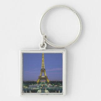 Eiffel Tower, Paris, France 2 Keychains