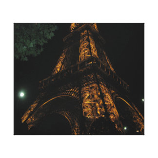 Eiffel Tower, Paris, France - Canvas Print