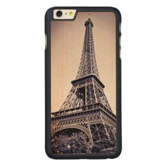 Eiffel tower, Paris, France Carved Maple iPhone 6 Plus Case