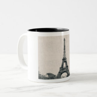 Eiffel Tower, Paris, France - cup