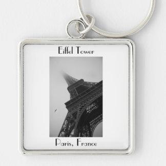 Eiffel Tower Paris France Keychain