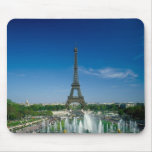 Eiffel Tower, Paris, France Mouse Pad