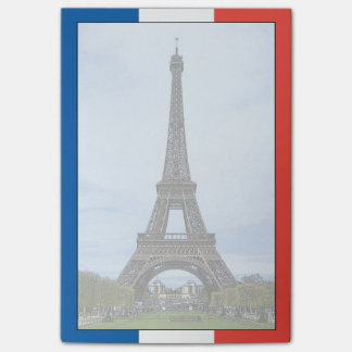 Eiffel Tower, Paris, France Post-it® Notes