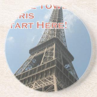 Eiffel Tower Paris France Summer 2016 French Coaster