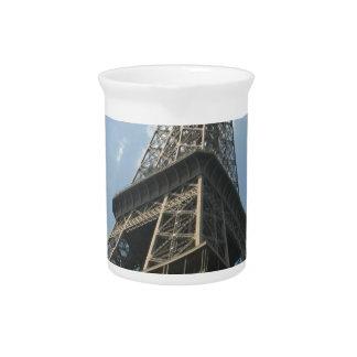 Eiffel Tower Paris France Summer 2016 French Pitcher