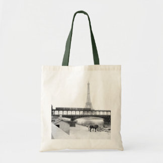 Eiffel Tower Paris France trendy and cool tote bag