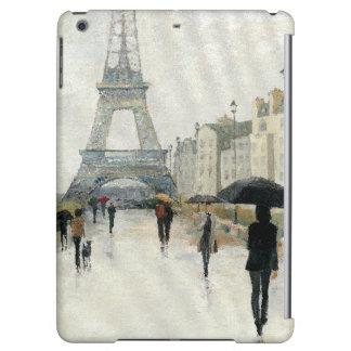 Eiffel Tower | Paris In The Rain