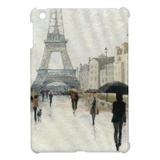 Eiffel Tower   Paris In The Rain iPad Mini Case