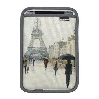 Eiffel Tower | Paris In The Rain iPad Mini Sleeve
