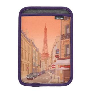 Eiffel Tower Paris iPad Mini Sleeve