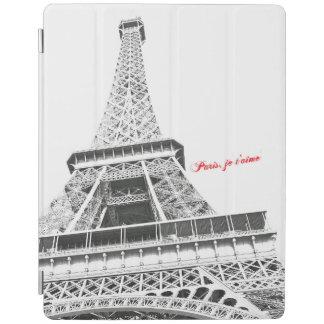 Eiffel Tower - Paris, je t'aime iPad cover