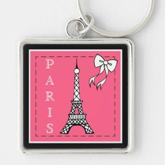 Eiffel Tower Paris Keychain