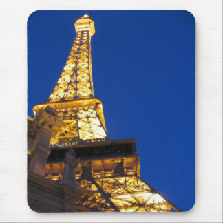 Eiffel Tower paris Las Vegas Mouse Pad