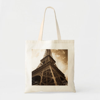 Eiffel tower Paris Budget Tote Bag