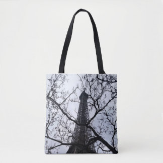 Eiffel Tower, Paris Tote Bag