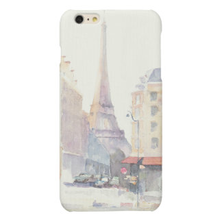 Eiffel Tower | Paris Watercolor