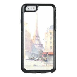 Eiffel Tower   Paris Watercolor OtterBox iPhone 6/6s Case