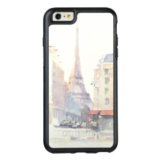 Eiffel Tower | Paris Watercolor OtterBox iPhone 6/6s Plus Case