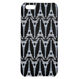 eiffel tower pattern iphone case france french par