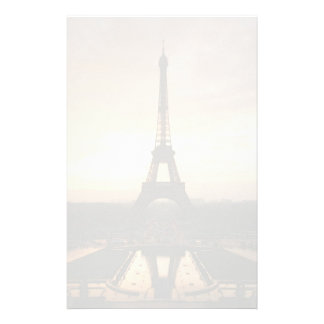 Eiffel Tower Personalised Stationery