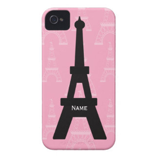 Eiffel Tower Personalized iPhone 4 Casemate Case