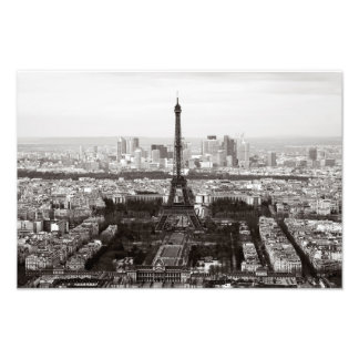 Eiffel Tower Photo Print