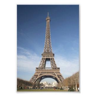Eiffel Tower Print Photo Print