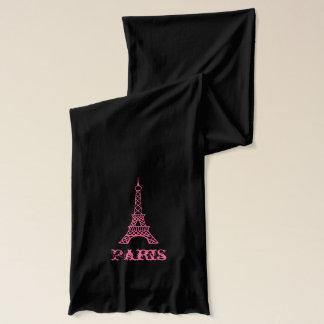 Eiffel Tower Scarf