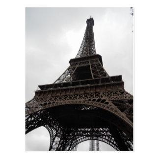 Eiffel Tower (Tour Eiffel) Paris, France Postcard