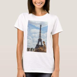 Eiffel Tower Tshirt Paris France Travel
