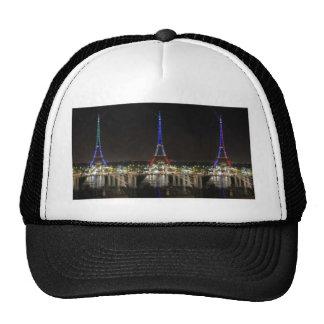 Eiffel towers cap