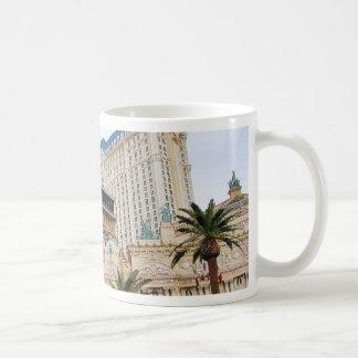 Eiffel Towers Las Vegas Paris Coffee Mug