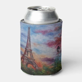 Eiffels tower  Can Cooler