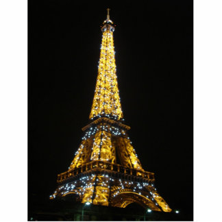 Eiffle Tower Photo Cut Outs