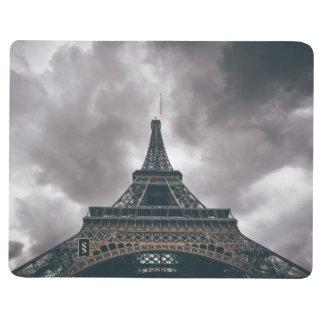 Eiffle tower pocket journal France vintage