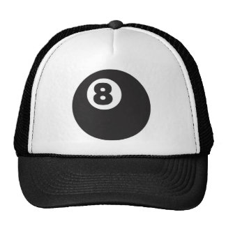 Eight Ball Cap