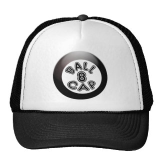 Eight-ball Cap