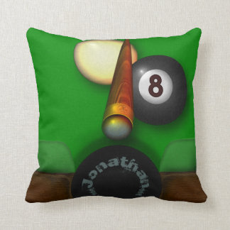 Eight Ball Pool and Billiards Cushion