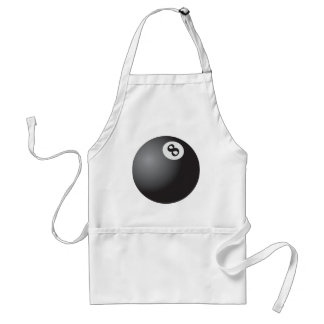 Eight Ball Standard Apron