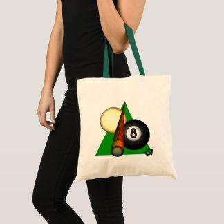 Eight Ball Tote Bag