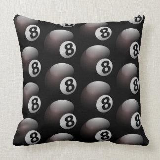 Eight Ballin Cushion