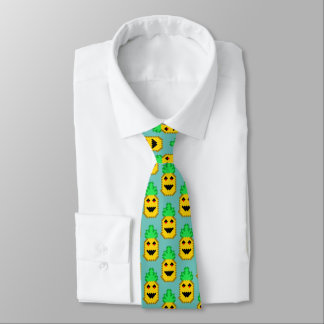 Eight Bit Pineapple Tie