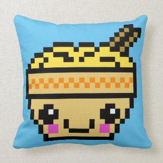 Eight Bit Ramen Cushion
