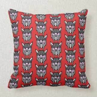 Eight Bit Viking Red TP Cushion
