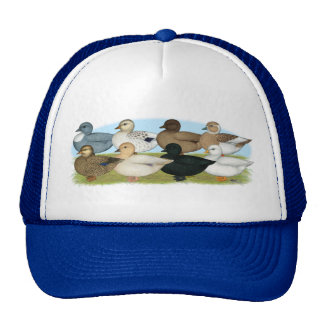 Eight Call Ducks Cap